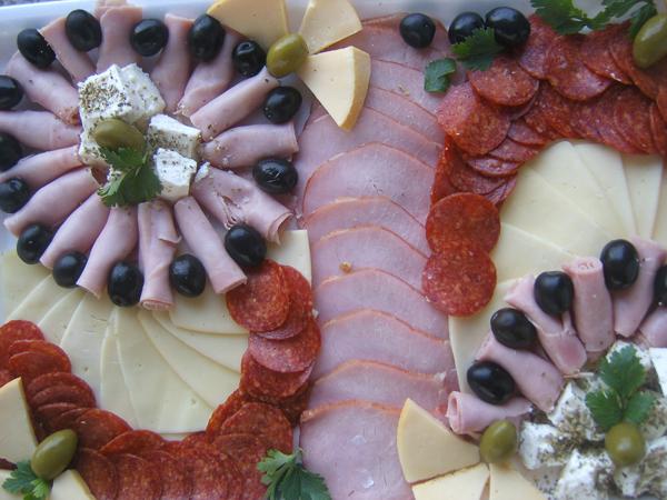 Aranziranje I Dekoracija Hrane
